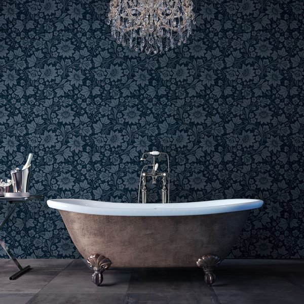 Navy wallpaper, Dark Blue Wallpaper