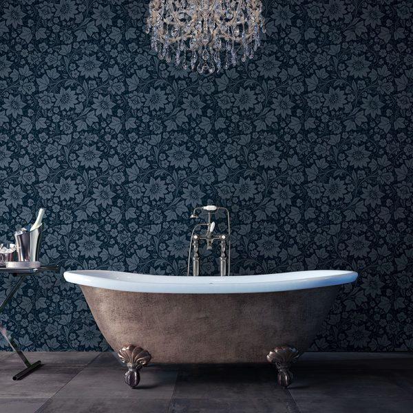 Navy wallpaper, Dark Blue Wallpaper