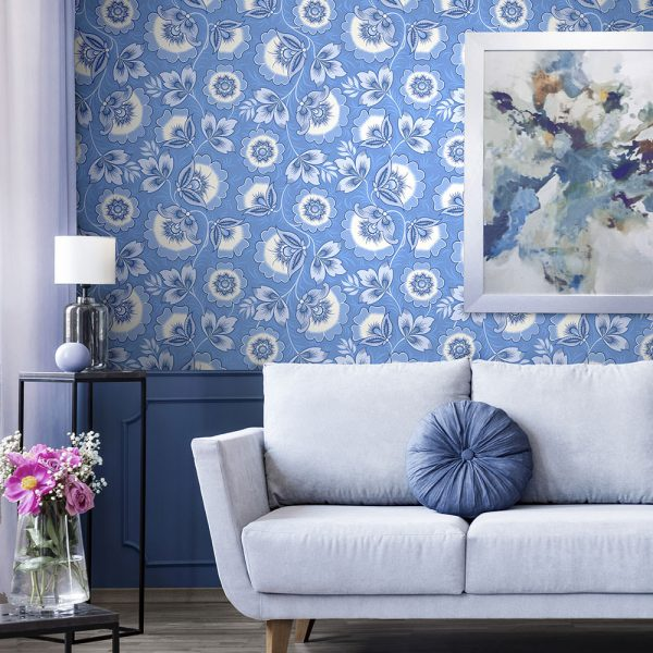 Light Blue wallpaper for walls