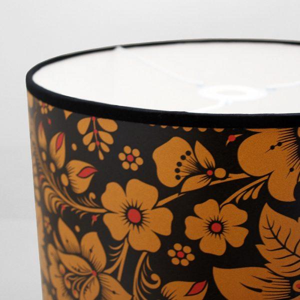 Milana Gold Lampshade Olenka Design