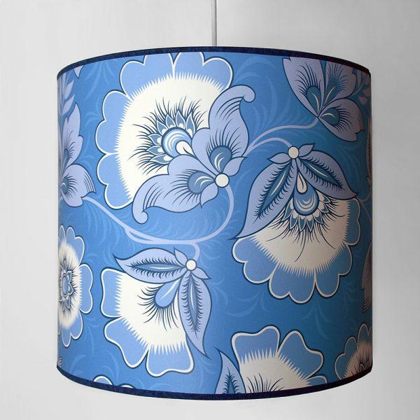 Olenka Design Neva Blue Lampshade